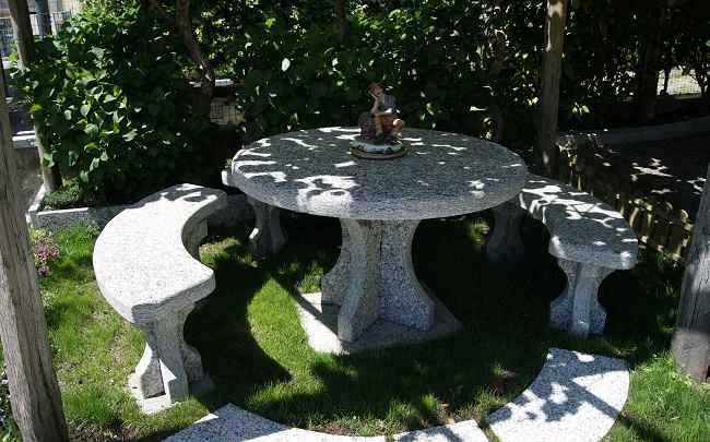 tavolo rotondo modello-centro Orio antonini